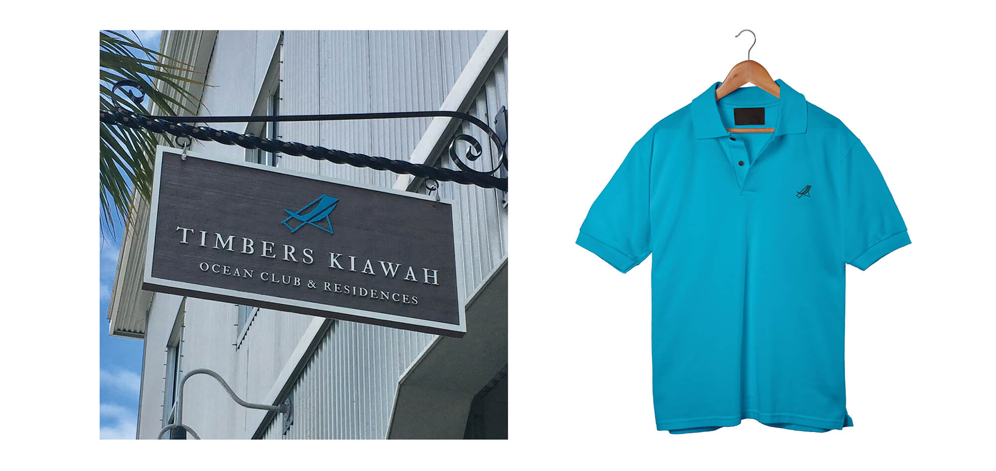 Timbers Kiawah Sign Shirt