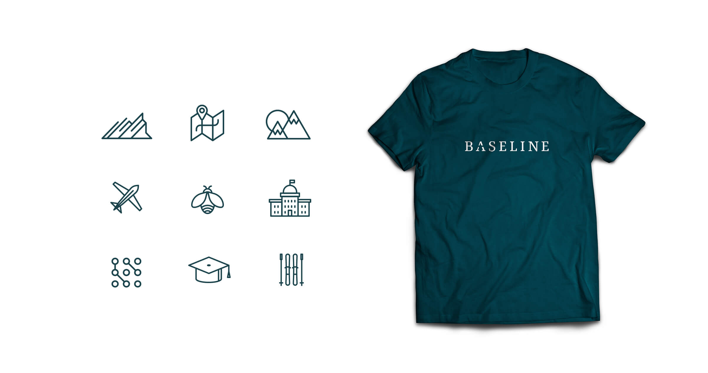 Baseline Icons and Apparel
