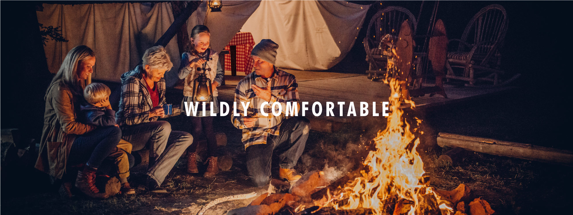 Wildly Comfortable