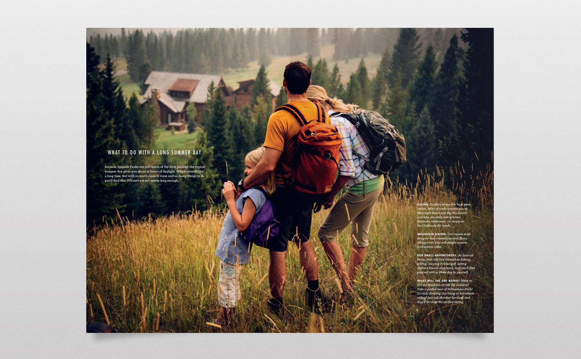 Spanish Peaks Mountain Club Brochure