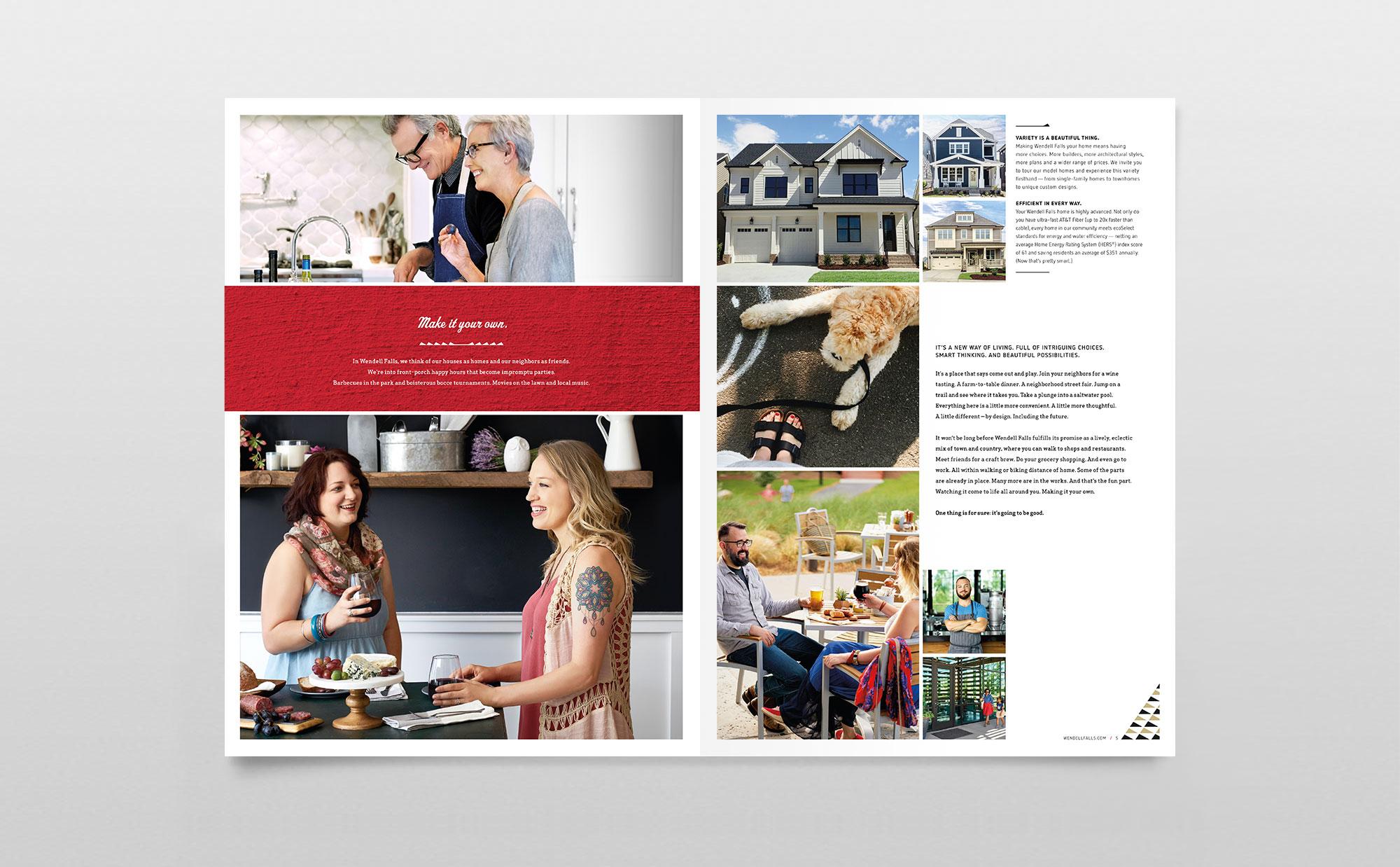 Wendell Falls Community Brochure